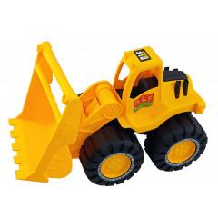 Hračka stavebný stroj-nakladač 33x20 cm