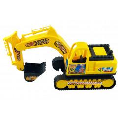 Hračka stavebný stroj-bager 30x40 cm