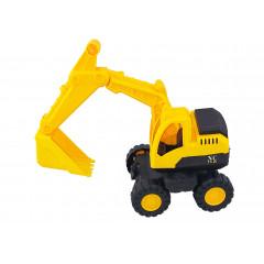 Hračka stavebný stroj-bager 21x20x10 cm