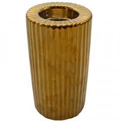 CANDLE CHIC Svietnik na čajovú sviečku 15x7,5 cm