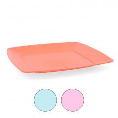 Tanier plytký plastový 23,5 cm