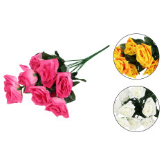 FLOWER HARMONY Kytica Ruža  43 cm