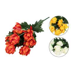 FLOWER HARMONY Kytica chryzantéma 45cm