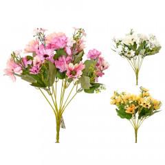 FLOWER HARMONY Kytica margarétka 34 cm