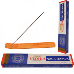 AROMA THERAPY Vonné tyčinky 15 ks vôňa NAG CHAMPA