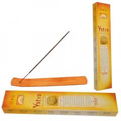 AROMA THERAPY Vonné tyčinky 15 ks vôňa YATRA