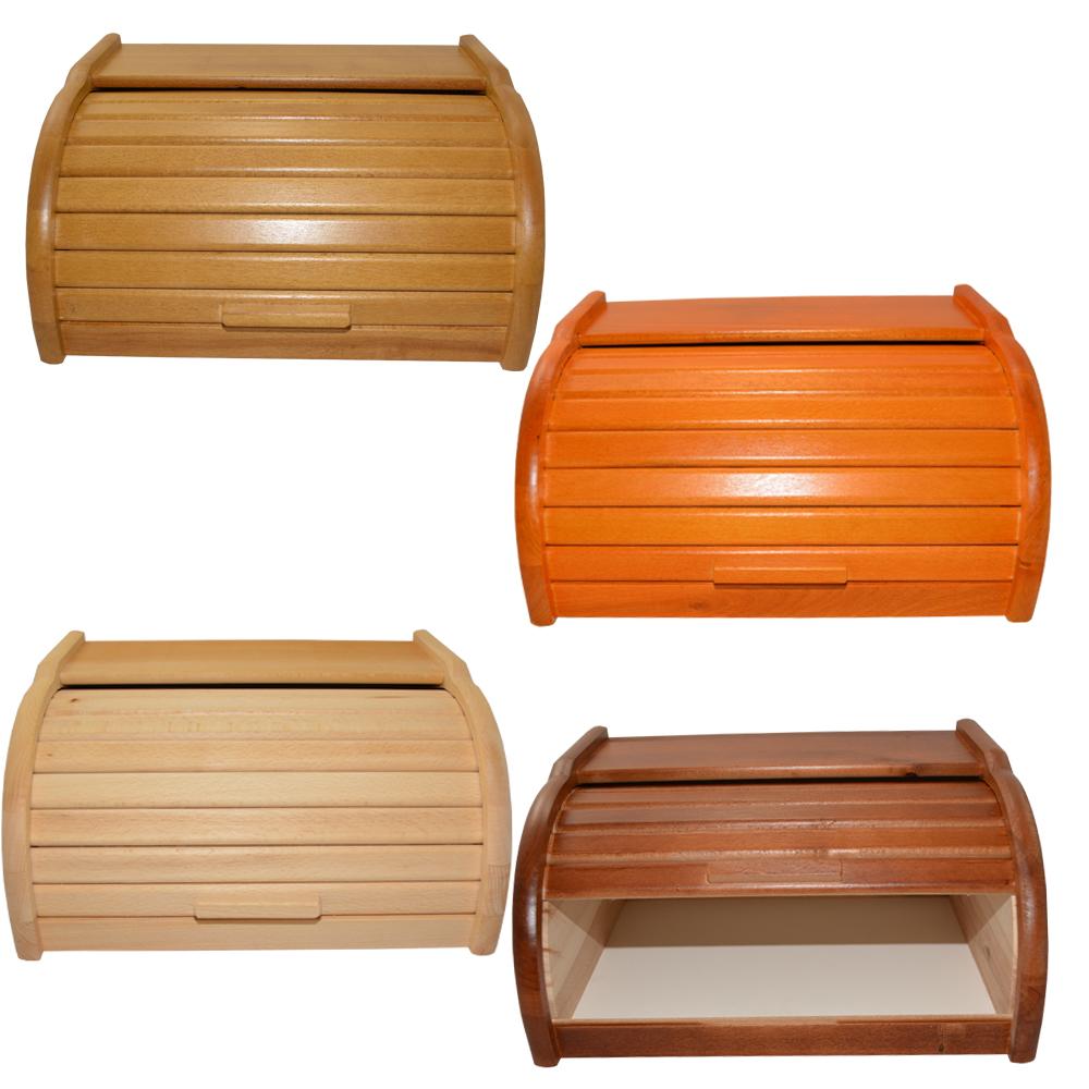 HOUSEHOLD Chlebník drevený malý 31x21x15 cm